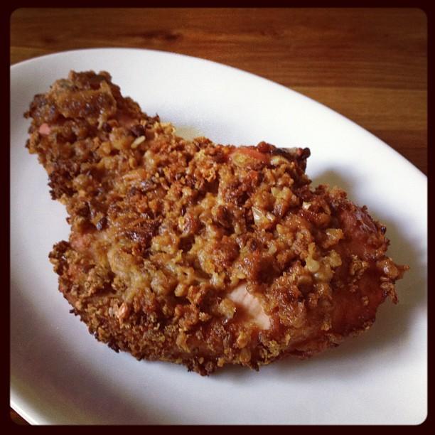 Oven-Fried Pork Chops recipe | Pork Chop Recipes